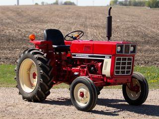 1977 International Harvester 284 Gas