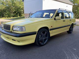 1995 Volvo 850 T-5R Wagon 5-Speed