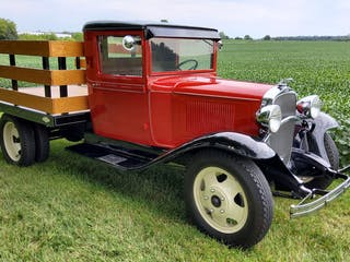 1933 Chevrolet Stake Bed Pickup