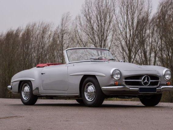 1963 Mercedes-Benz 190 SL