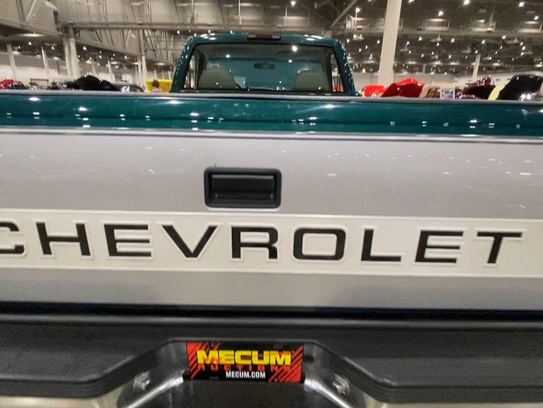 1995 Chevrolet K1500 GMT400 Pickup