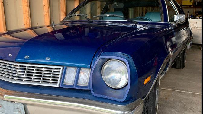 1978 Ford Pinto Hatchback