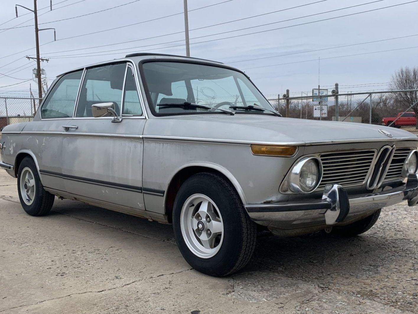 1972 BMW 2002 Project