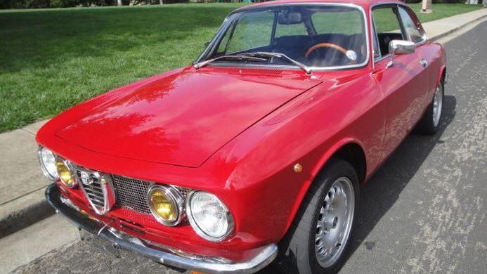 1973 Alfa Romeo Gtv 2000 Turbo