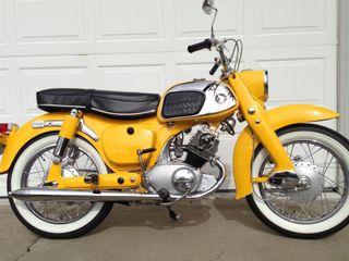 1964 Honda CA95 Benly