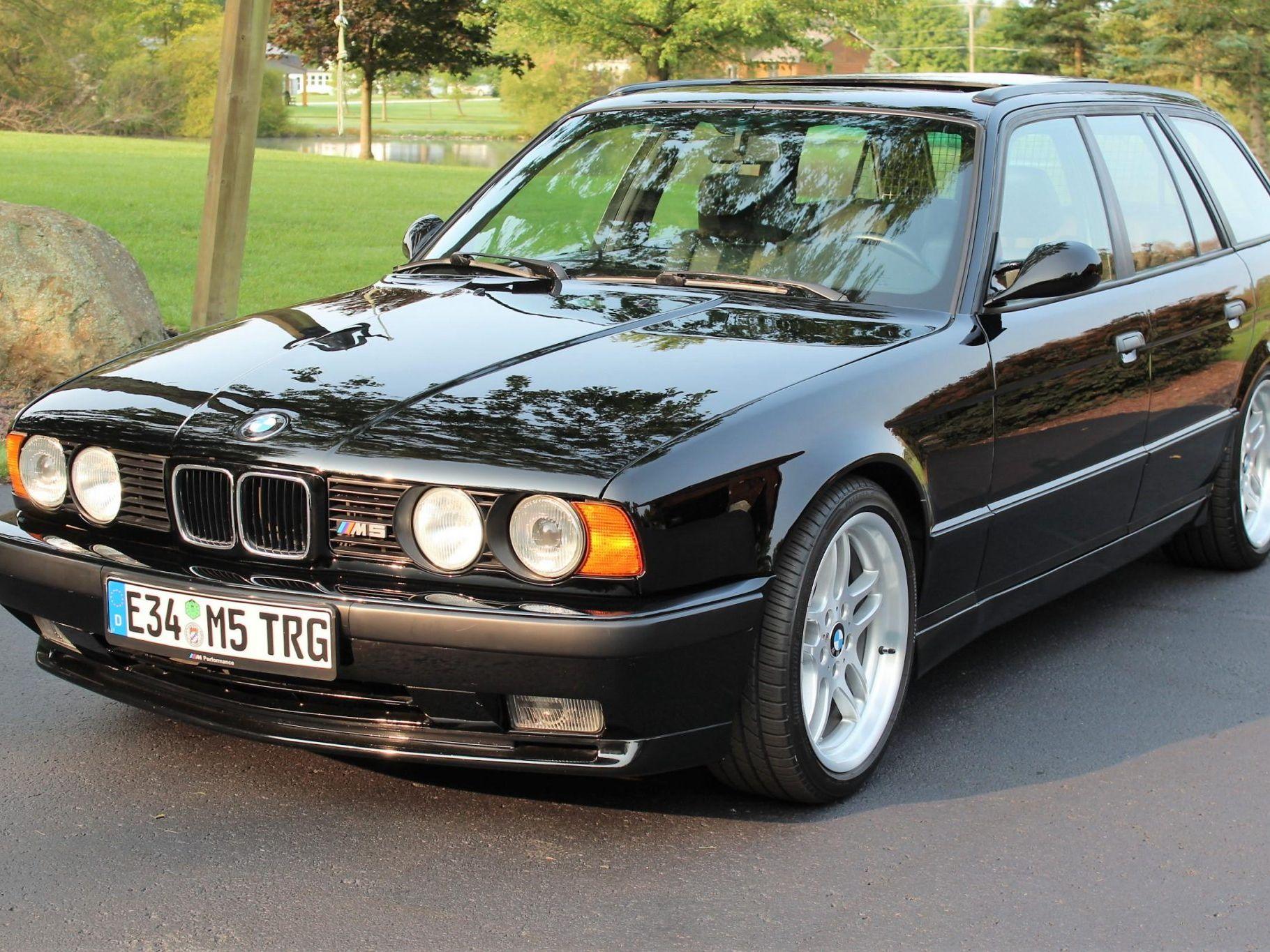 1992 BMW 525i Touring 5-Speed