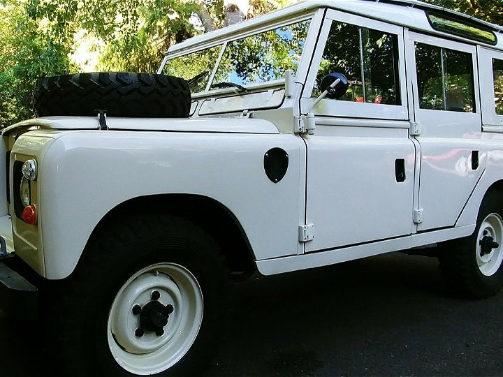 1982 Land Rover Defender Series III Wagon