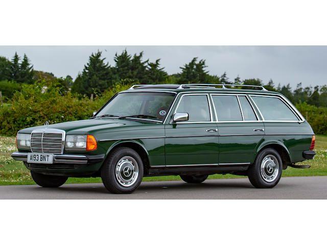 1984 Mercedes-Benz 300TD Estate Car