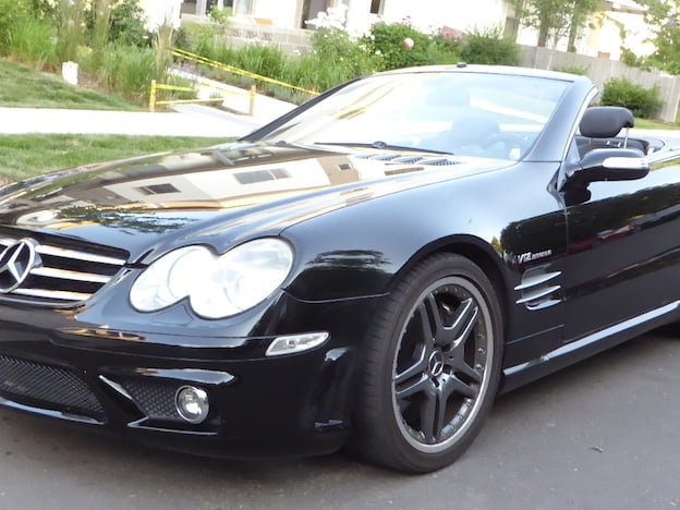 2008 Mercedes-Benz SL65