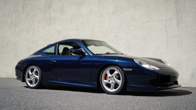 1999 Porsche 996 Carrera 6-Speed