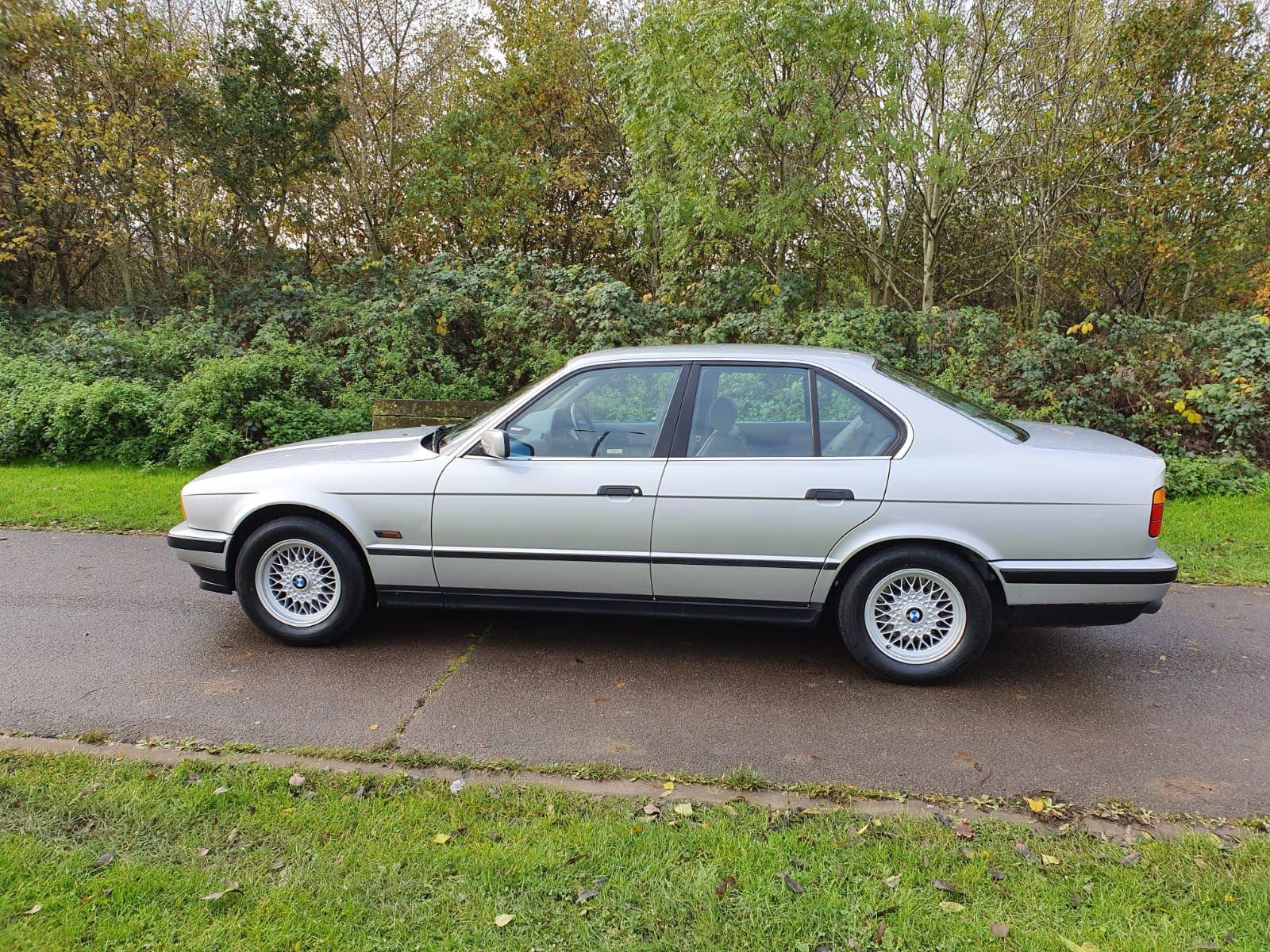 1992 BMW 520i SE