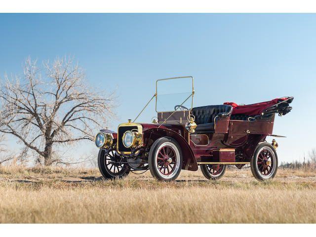 1906 Stevens-Duryea Model U 5-Passenger Touring
