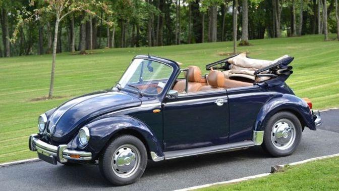1975 Volkswagen Coccinelle 1303 Cabriolet