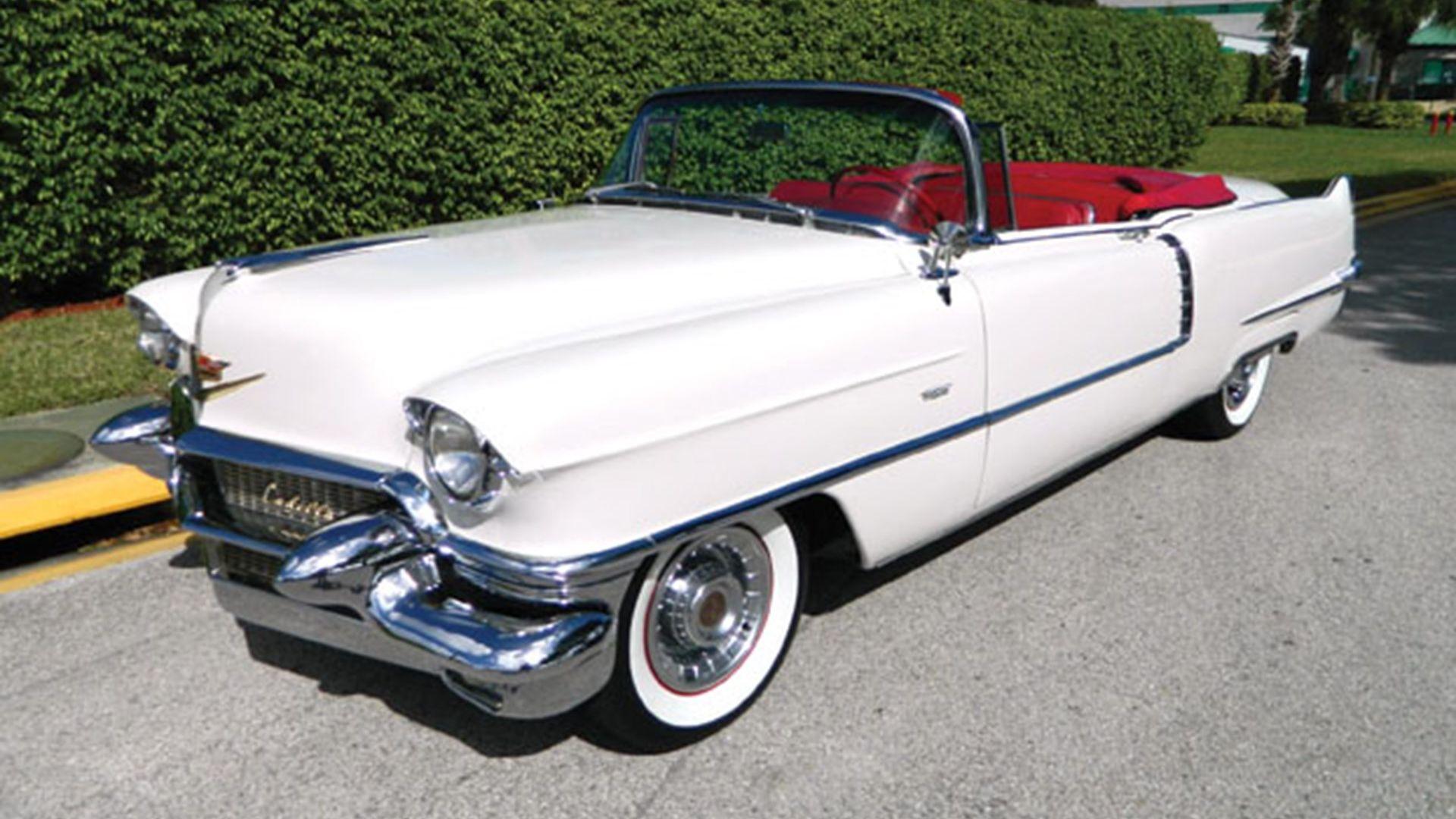 1956 Cadillac Series 62 Restomod