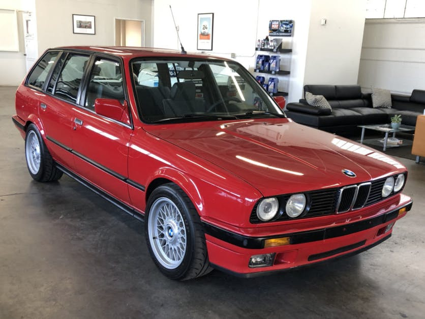 1988 BMW 320i Touring 5-Speed