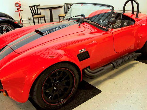 1965 Backdraft Shelby Cobra Replica