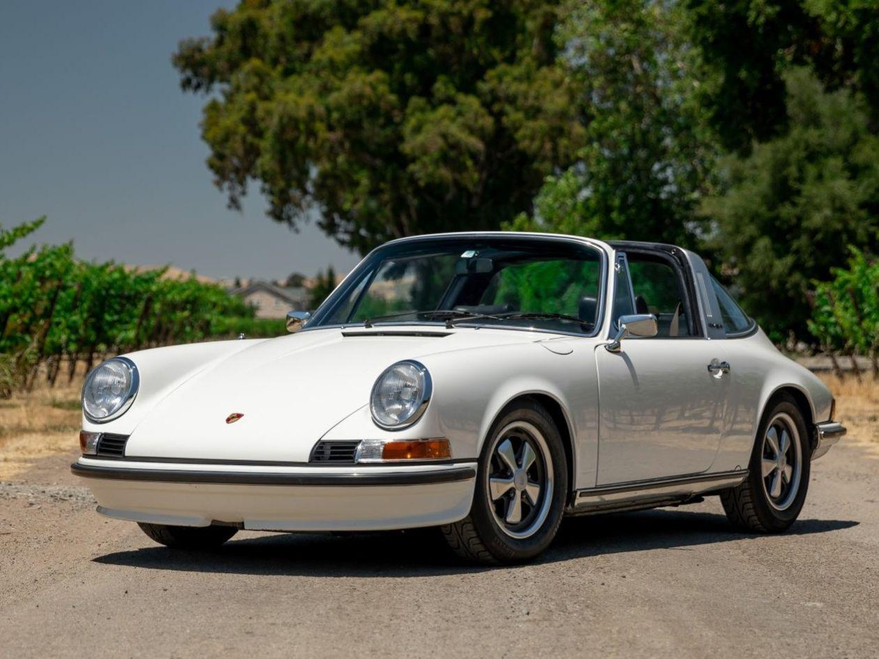 1972 Porsche 911S Targa 2.7l 5-Speed