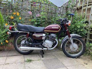 1980 Honda CD200 Benly