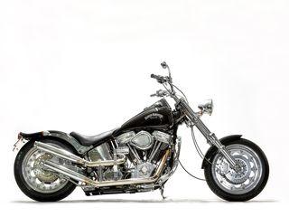 1987 Harley-Davidson 1,637cc Heritage Softail Custom