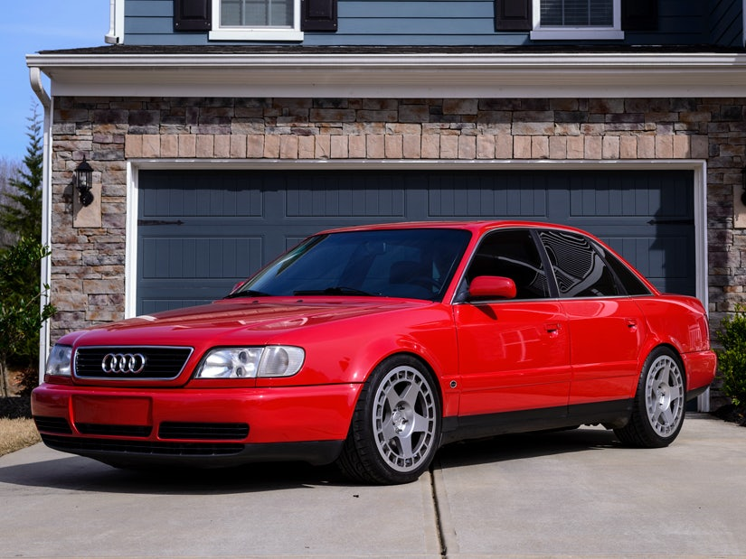 1995 Audi S6 6-Speed