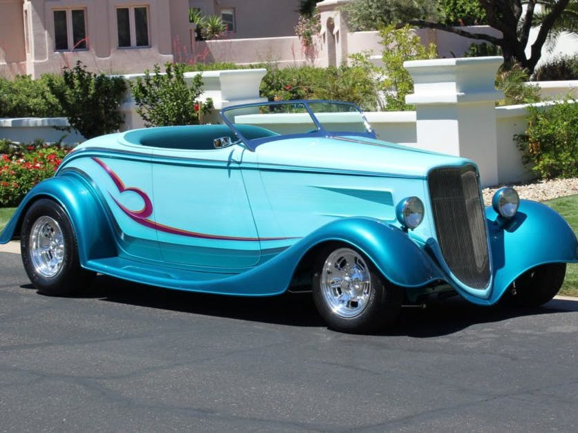 1933 Ford Roadster Street Rod