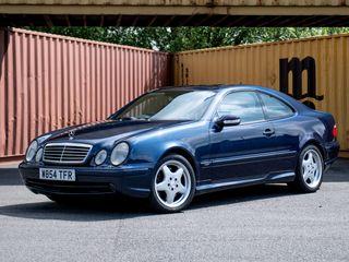 2000 Mercedes-Benz CLK 55 AMG