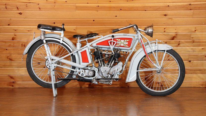 1914 Excelsior V-Twin
