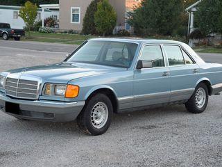 1985 Mercedes-Benz 300SD