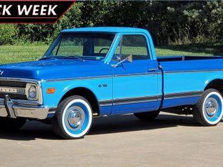 1969 Chevrolet C10 Long Bed