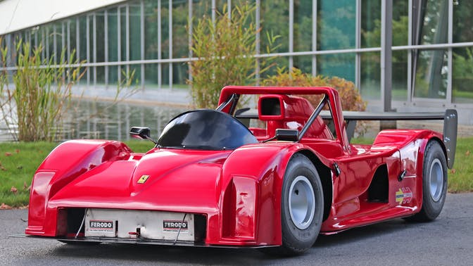 Ferrari 333 Sp Junior Race Kart