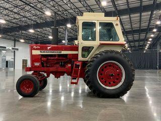 1970 International Harvester Hydro 826