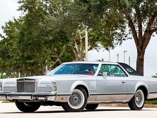 1978 Lincoln Mark v Emilio Pucci