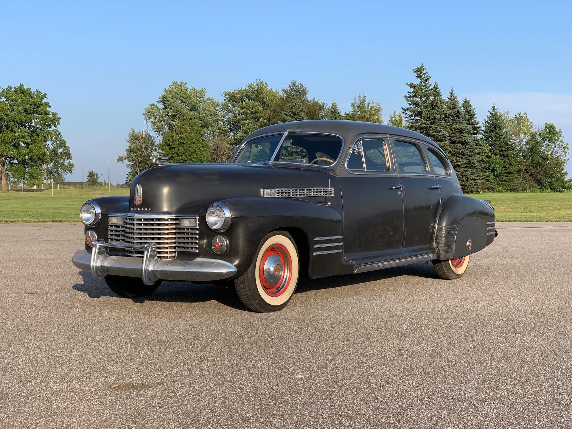 1941 Cadillac Series 61 Sedan