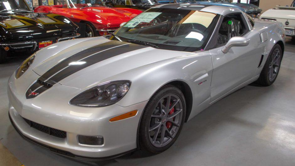 2009 Chevrolet Corvette Z06 Csr