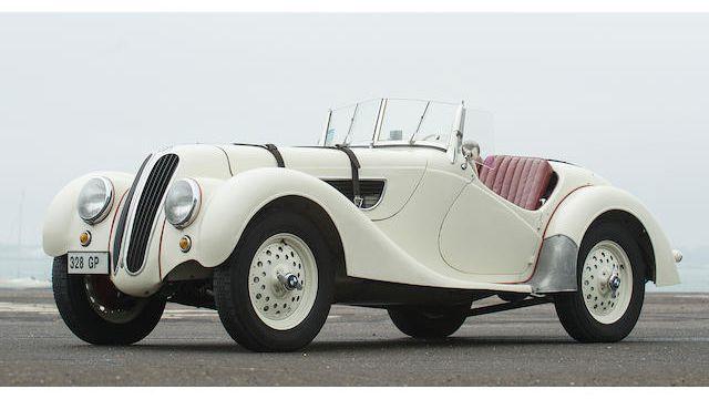 1938 BMW 328 Sports Roadster