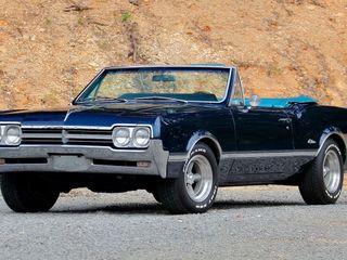 1966 Oldsmobile Cutlass Convertible