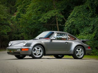 1991 Porsche 964 Turbo Special Wishes