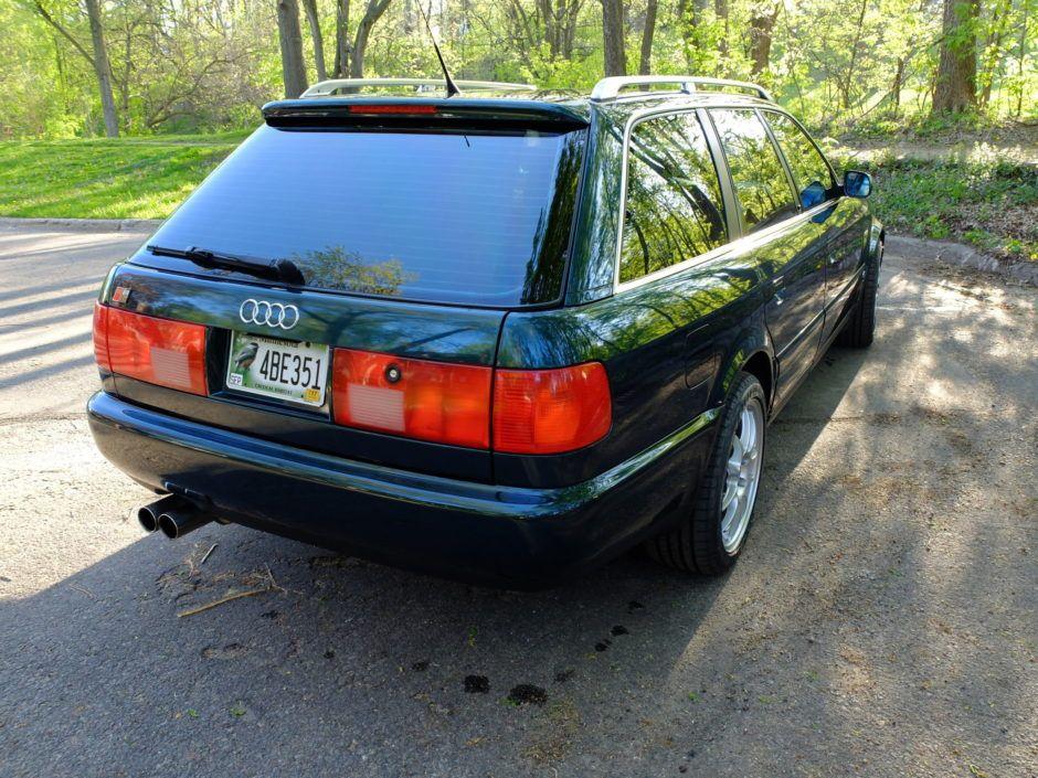1995 Audi S6 Avant