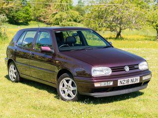 1996 Volkswagen Golf MK3 VR6 Highline