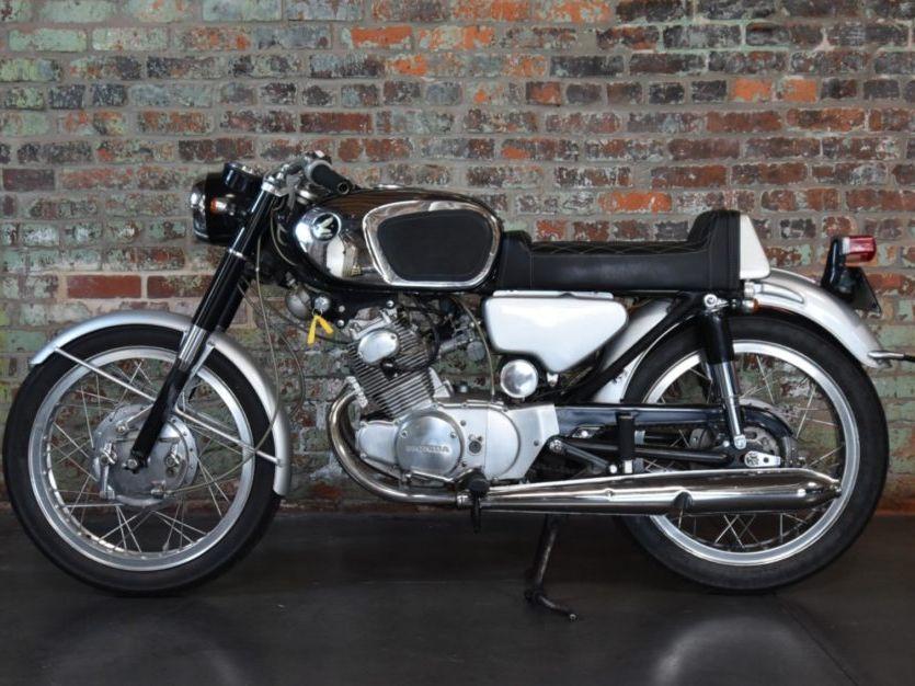 1965 Honda CB160