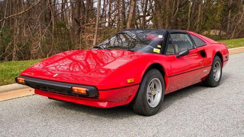 1978 Ferrari 308 Gts Vin 308gts25409 Classic Com