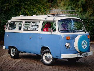 1979 VW Camper T2
