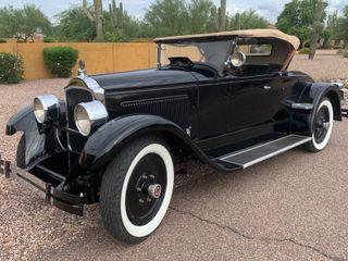1927 Packard Six Model 426 Roadster