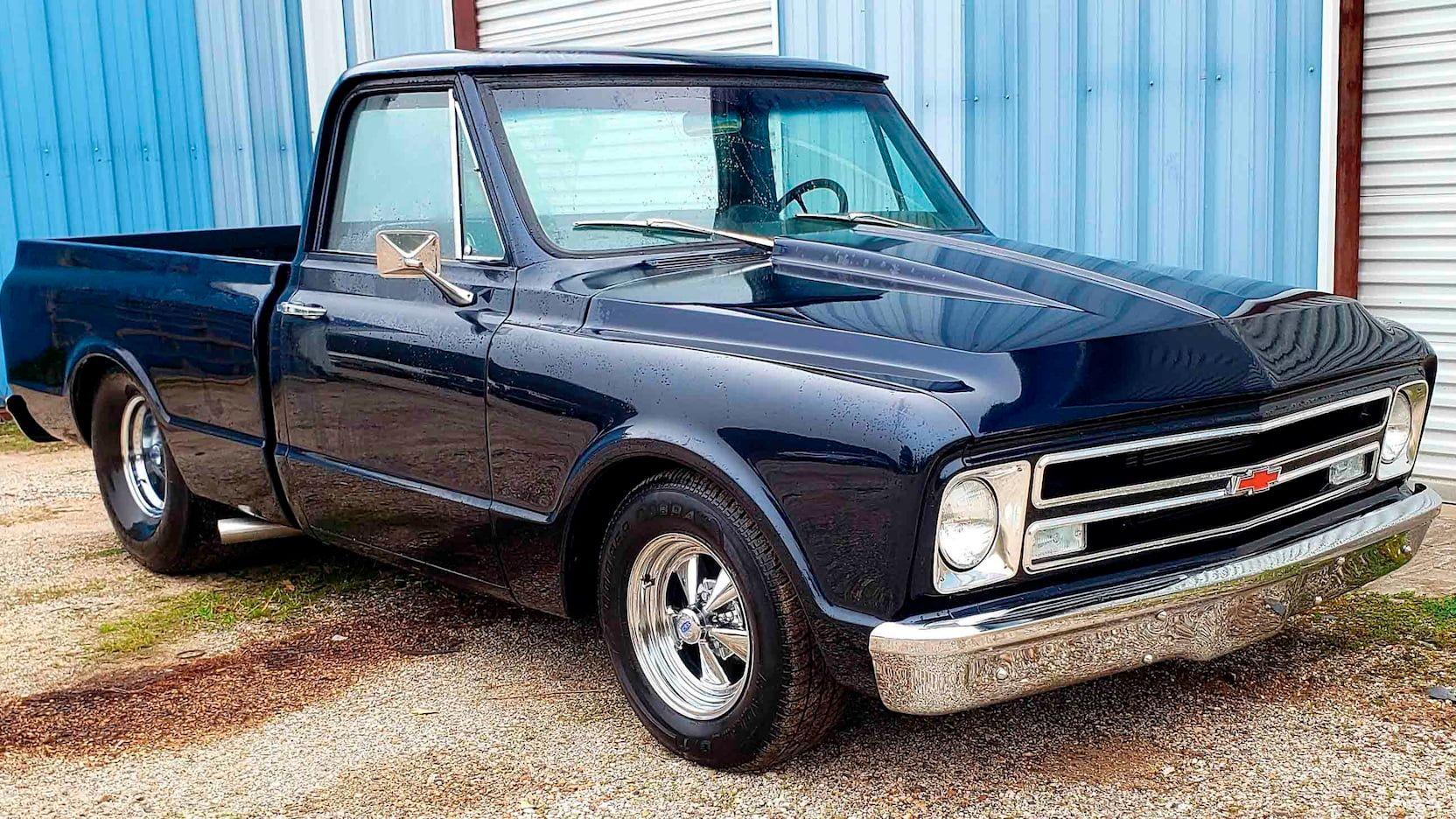 1968 Chevrolet C10 Pro Street Pickup