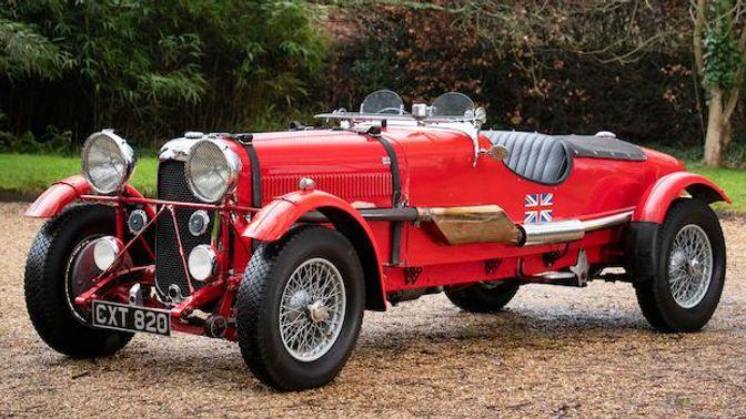 1936 Lagonda LG45 4½-Litre Fox & Nicholl Le Mans Team Car Replica