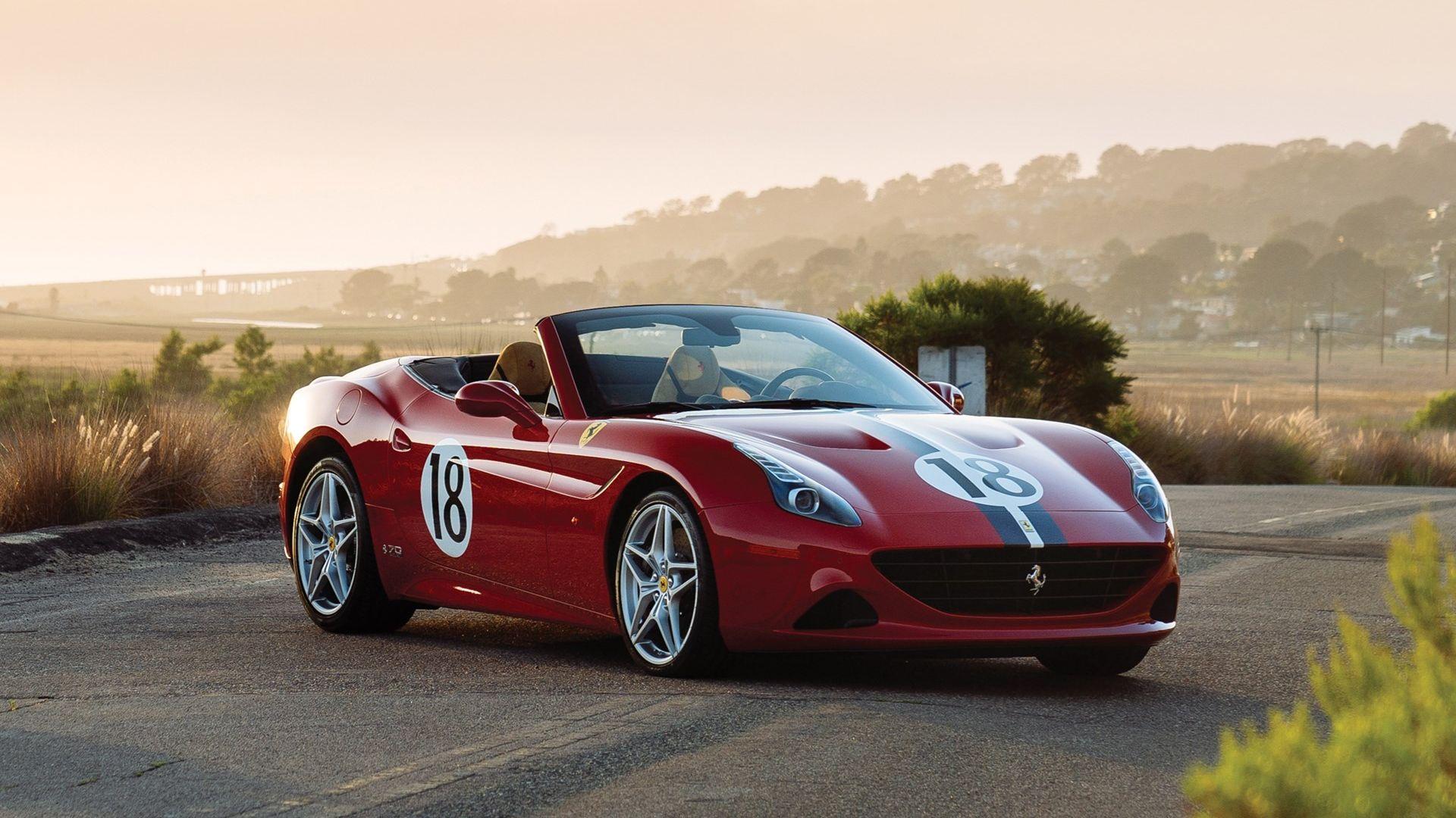 2017 Ferrari California T 70TH Anniversary VIN ...