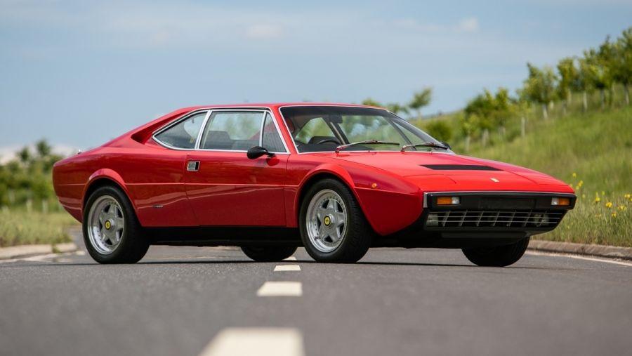 1979 Ferrari 308 Gt4 Vin 15100 Classic Com