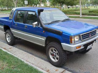 1992 Mitsubishi Strada L200 4X4