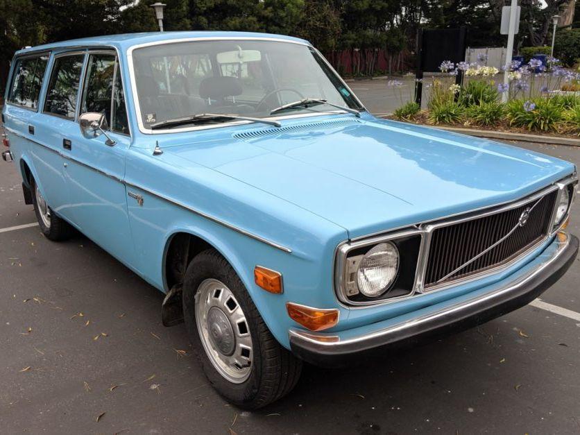 1972 Volvo 145 Wagon
