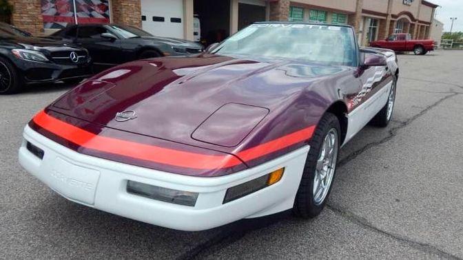 1995 Chevrolet Corvette Pace Car Edition